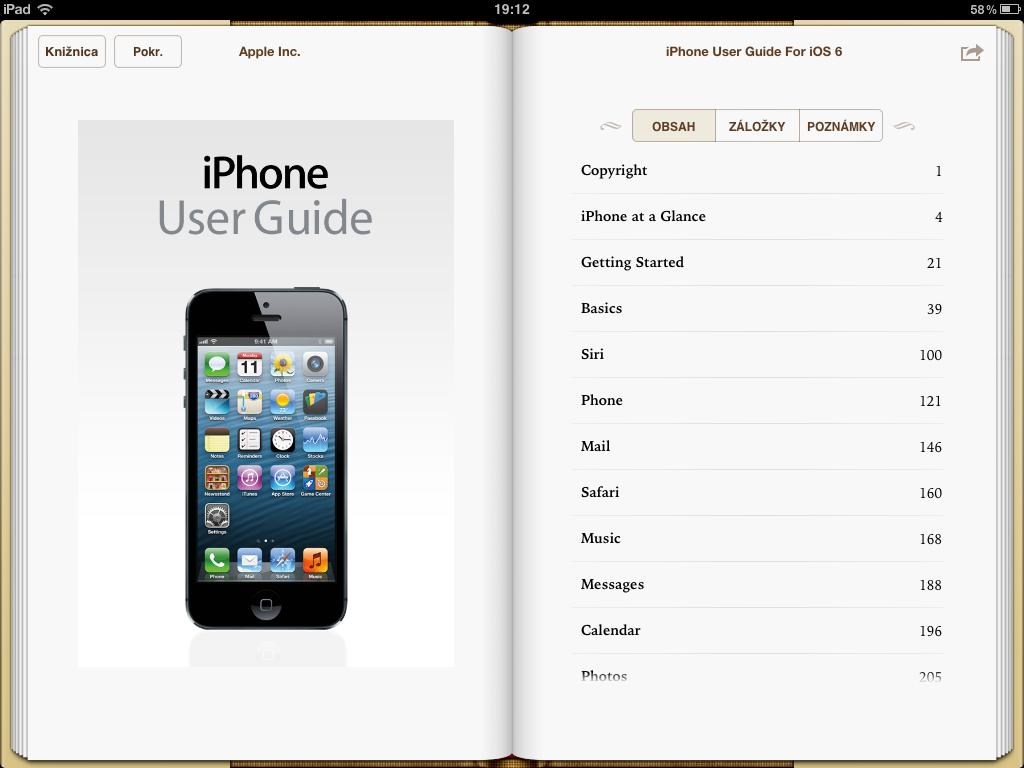 Iphone s инструкция пользователя на русском
