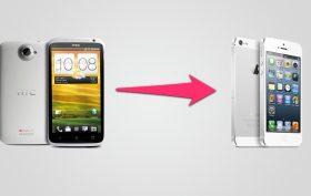 ako skopirovat kontakty z android do iPhone