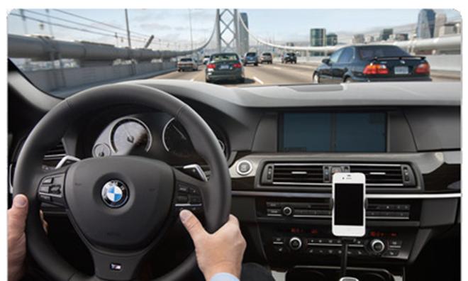 BMW Siri iDrive