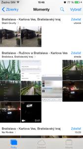 iPhone 6 fotky