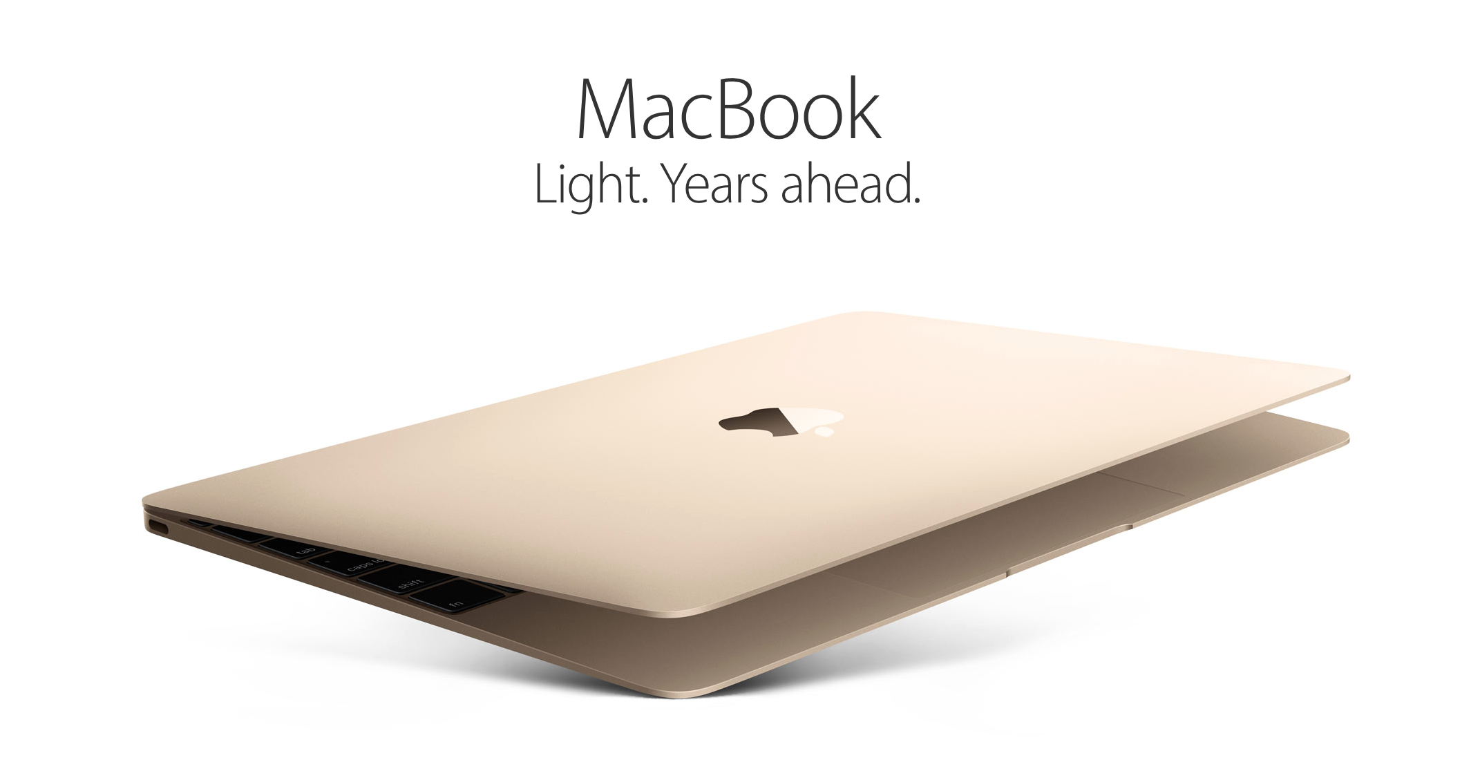 MacBook 2016