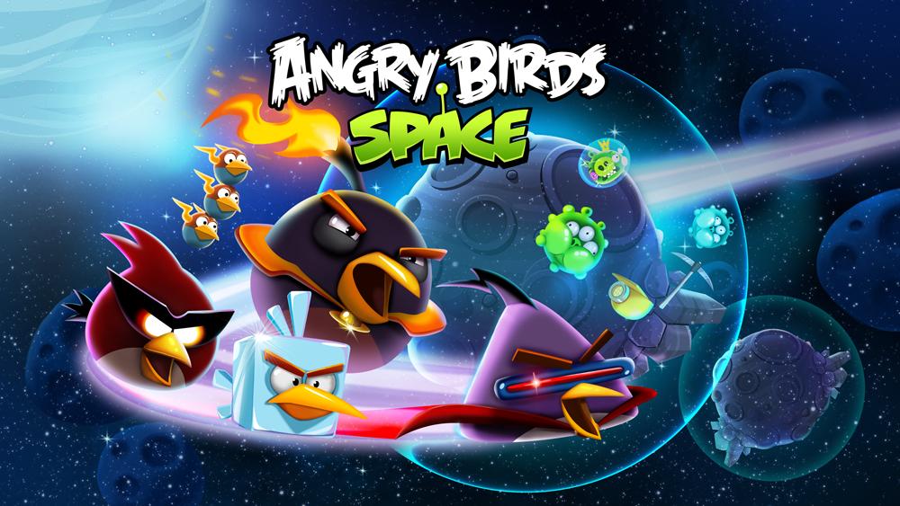 Скачать игру на андроид энгри бердз космос