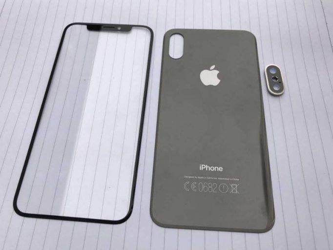 Konštrukcia iPhone 8