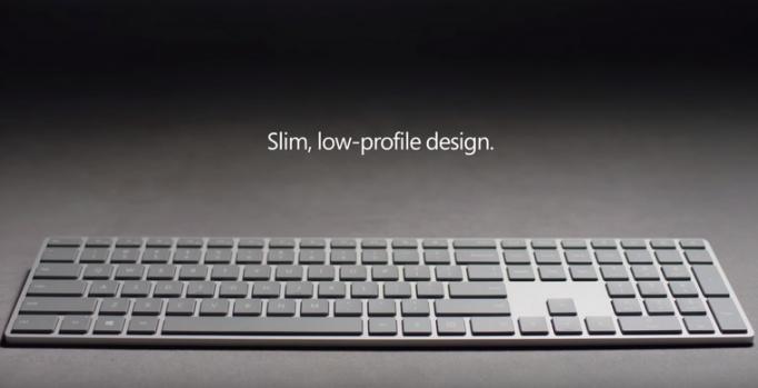 Moder Keyboard