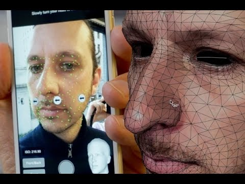 3D scan iOS