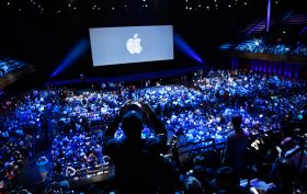 Apple konferencia