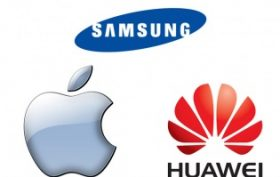 huawei vs. apple