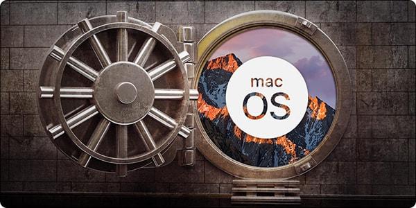 macOS bezpečnosť