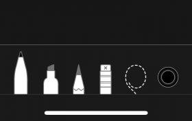 Editácia obrázkov iOS 11